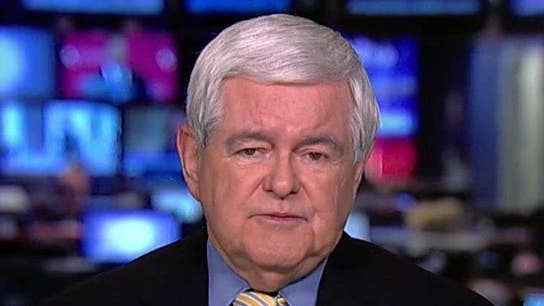 Newt Gingrich on who he'd like to see run the FBI