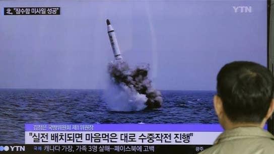 Commerce secretary on NKorea missile test, China trade deal