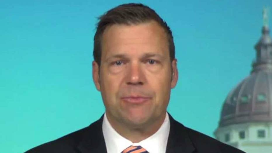 Kris Kobach talks goals of new voter fraud commission