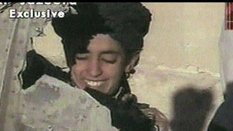 Bin Laden's son vows revenge for dad's death