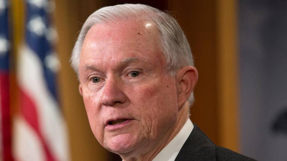 Dems question Sessions' recusal from Russia investigation
