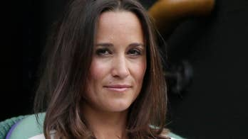 Pippa Middleton opens up about son Arthur and his love of swimming