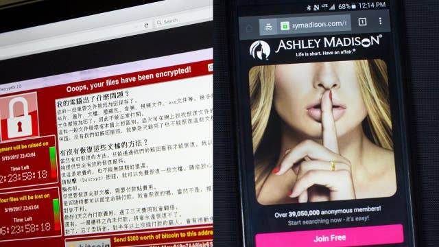 World's biggest cyberattacks: 'Wannacry' to Ashley Madison
