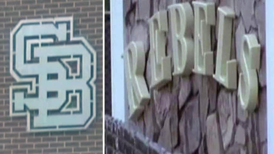 'Rebel' nickname change spurs outrage at Vermont high school