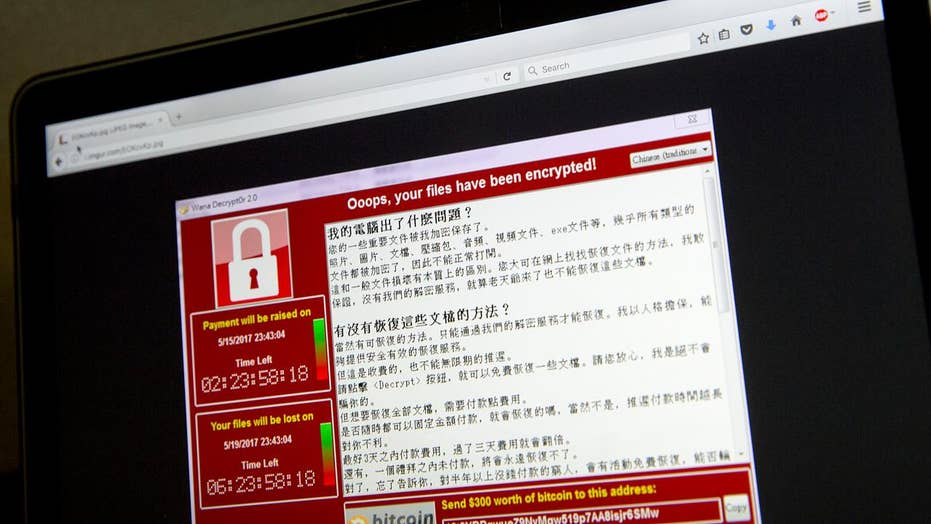Governments around world convene after global cyberattack