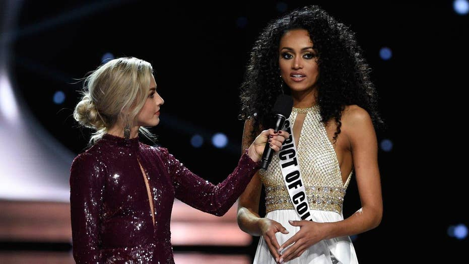 Miss USA slammed for saying health care is a 'privilege'
