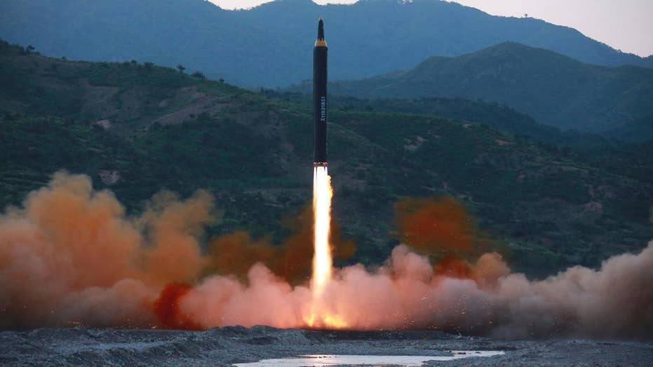 Fallout from North Korea's 'record-setting' missile test