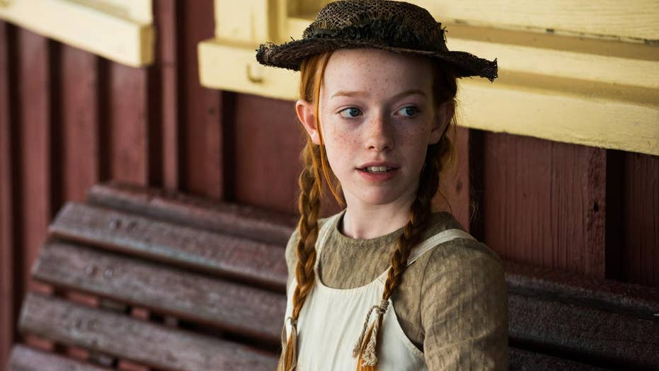 Child star Amybeth McNulty talks 'Anne with an E'