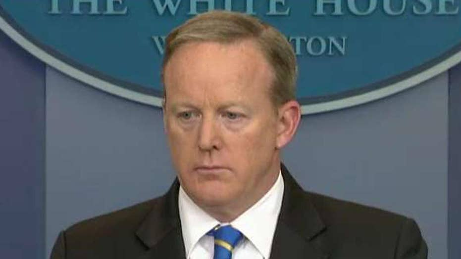 Sean Spicer: There is no need for a special prosecutor