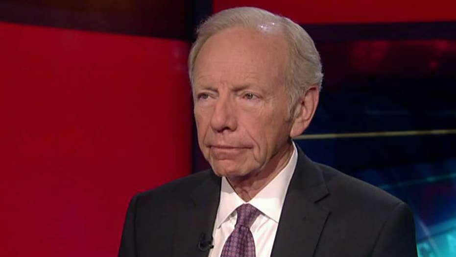 Lieberman: 'Bad guys' dominate when they don't fear the US