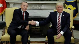 Amid growing tensions and mounting issues facing the US and Turkey, President Donald Trump welcomes Turkish President Recep Tayyip Erdogan to The White House