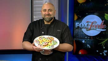 Fox Foodie: The 'Ace of Cakes' pastry chef shares a wild twist on a classic chocolate chip cookie recipe