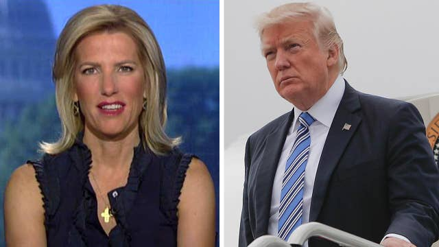 Ingraham: Someone in intel community wants to hurt Trump