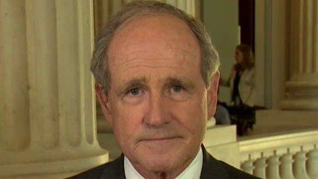 Sen. Risch: 'There is a weasel' who is 'guilty of treason'