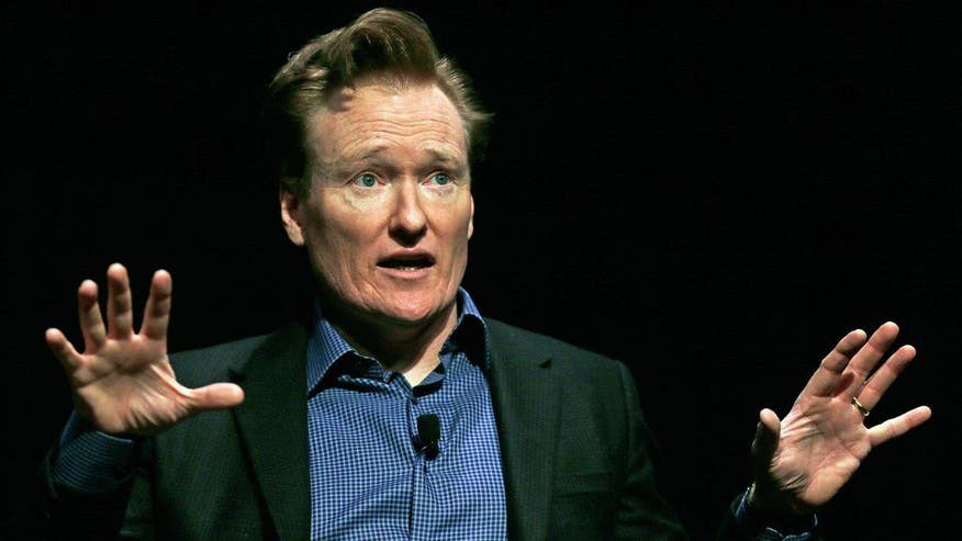Fox411: Conan O'Brien is being accused of stealing jokes