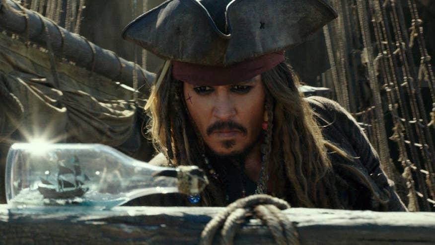 Disney's newest 'Pirates of the Caribbean' movie has reportedly been stolen by hackers and held for ransom