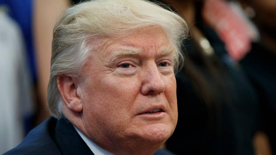 WH denies report that Trump leaked info on ISIS to Russia