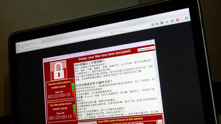 Global ransomware attack may be bigger than hackers intended