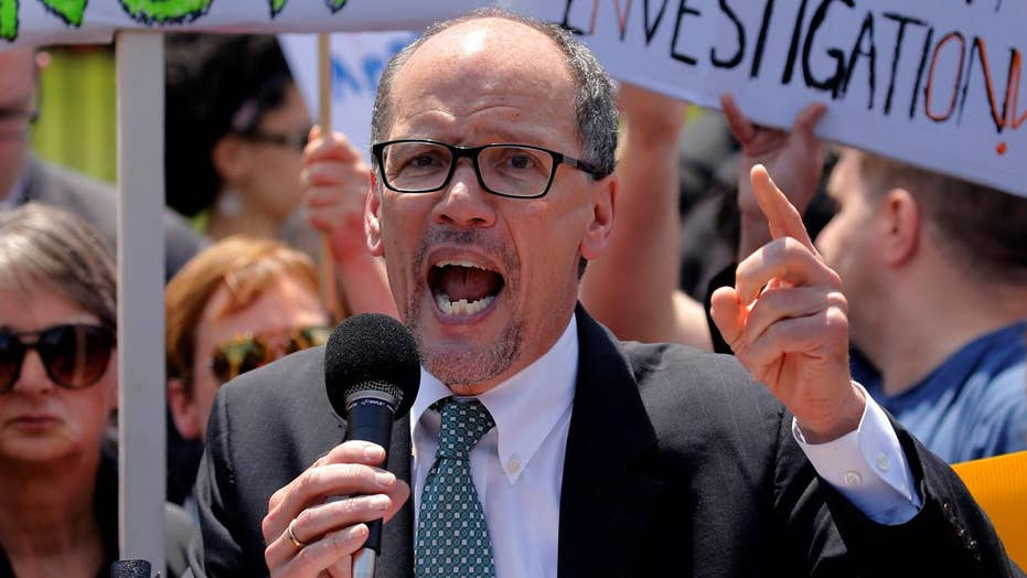 DNC funds 'Resistance Summer' to harness Trump opposition