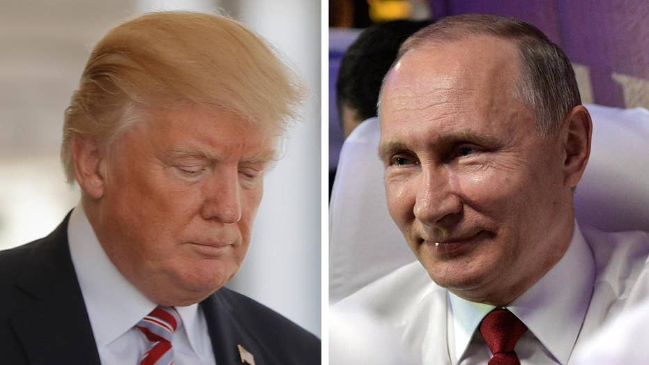 Asman: Why does Trump continue to treat Putin like a friend?