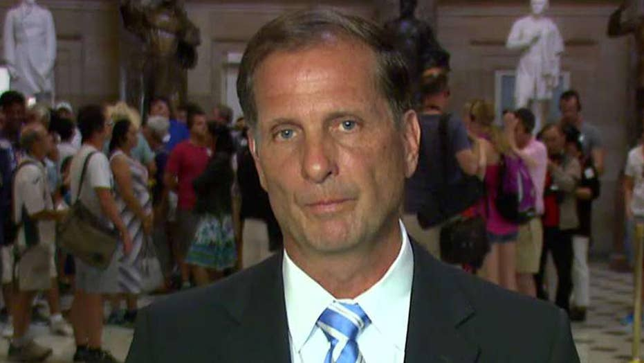 Rep. Stewart: I'm not really worried about the GOP agenda