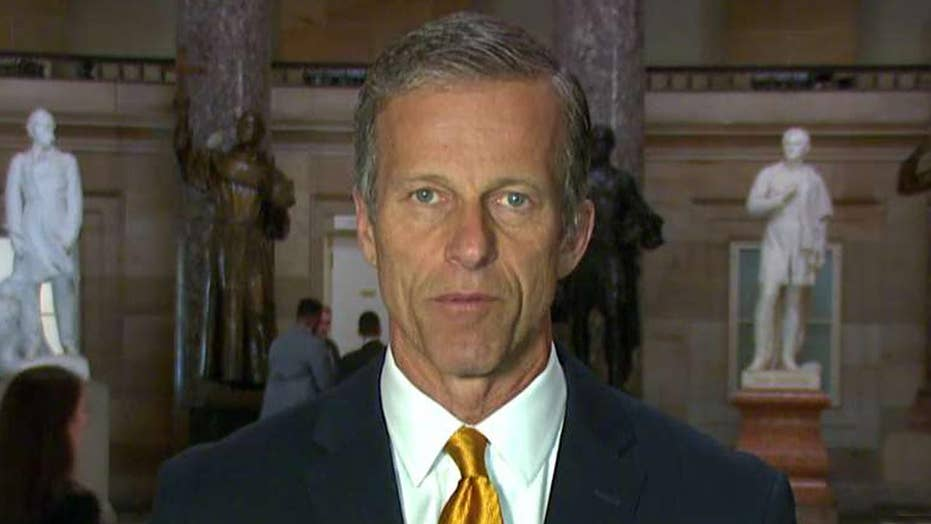 Thune: Confident we could do tax reform before end of year