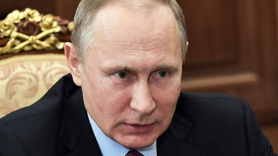 Putin accuses America of 'political schizophrenia'
