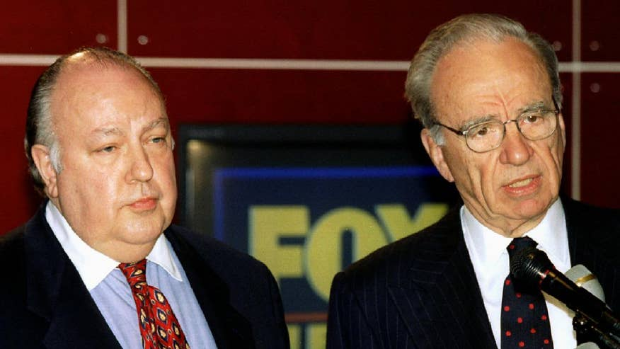 Executive chairman of 21st Century Fox and Fox News Channel releases statement on passing of former Fox News CEO