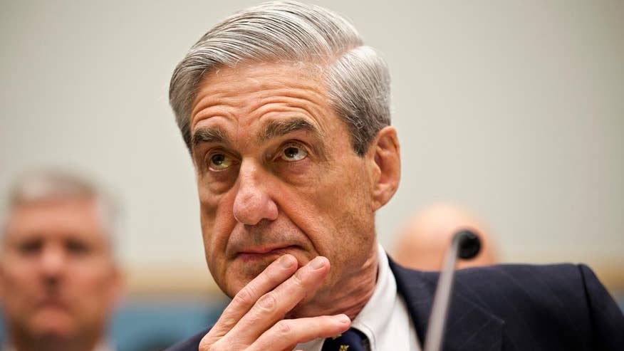 Image result for Gregg Jarrett: What is Robert Mueller investigating (since collusion is not a crime)?