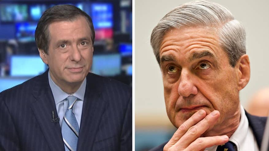 'MediaBuzz' weighs in on the media reaction to the announcement that former FBI Director Robert Mueller has been appointed special counsel to investigate Russian ties to the the 2016 presidential election