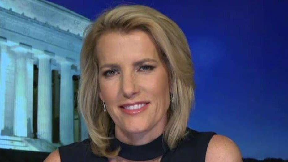 Ingraham: Left has been trying to impeach since Election Day
