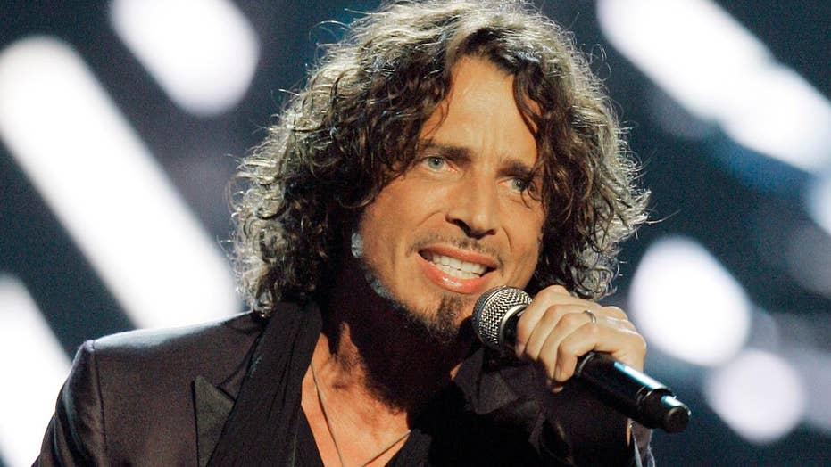 Rocker Chris Cornell dies suddenly hours after concert