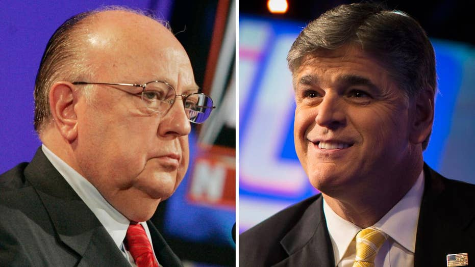 Hannity: Roger Ailes was bright, smart, funny and loving