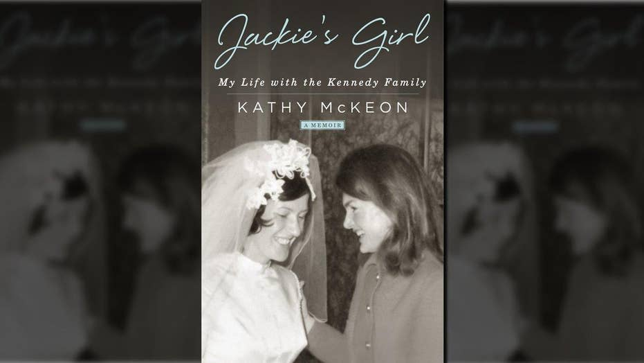 Jackie Kennedy's assistant says first lady 'was a little nervous