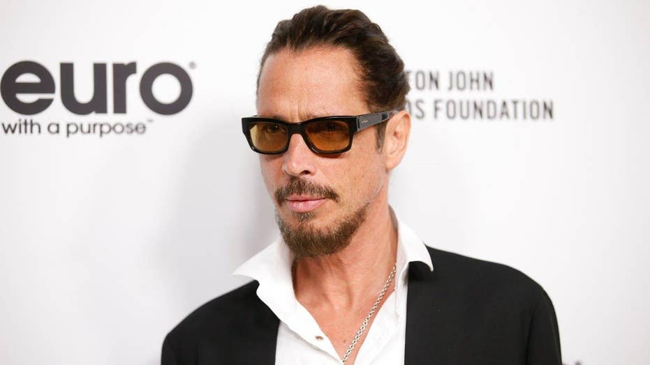 Rocker Chris Cornell dead at 52