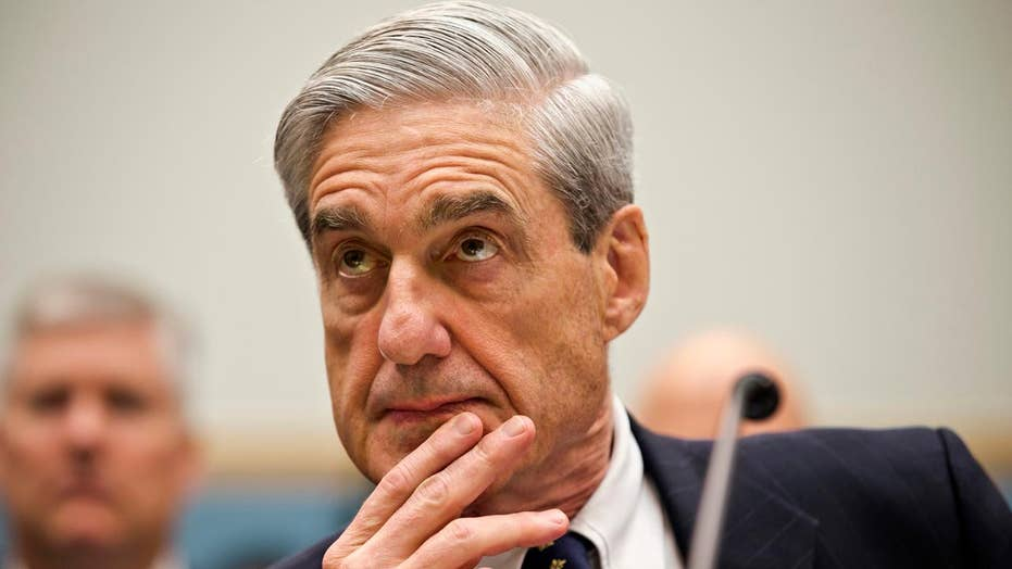 Who is special counsel Robert Mueller?