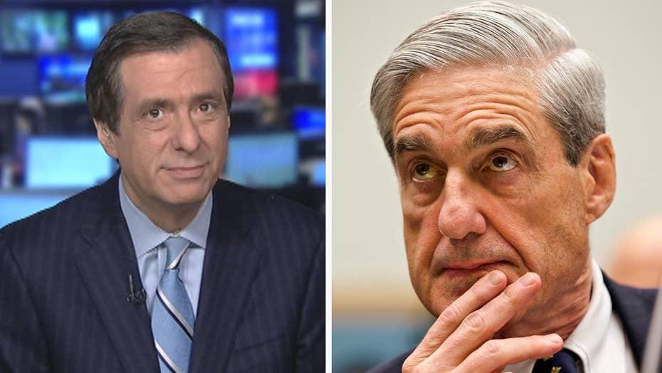 Kurtz: The Mueller probe Is a crapshoot