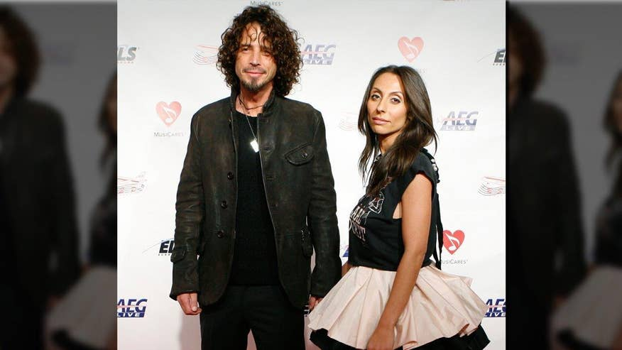 Fox411: Chris Cornell's wife says rocker did not 'intentionally' take his own life