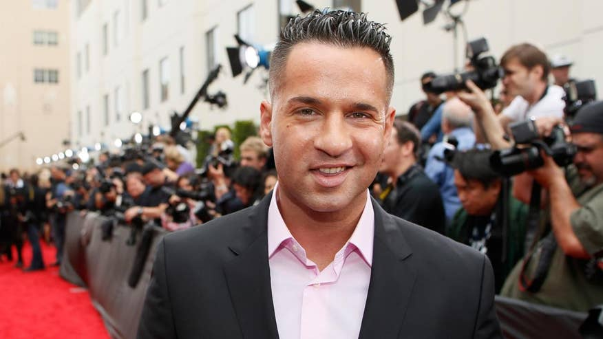 Fox411: Reality TV star Mike Sorrentino talks about his new life after 'Jersey Shore' fame