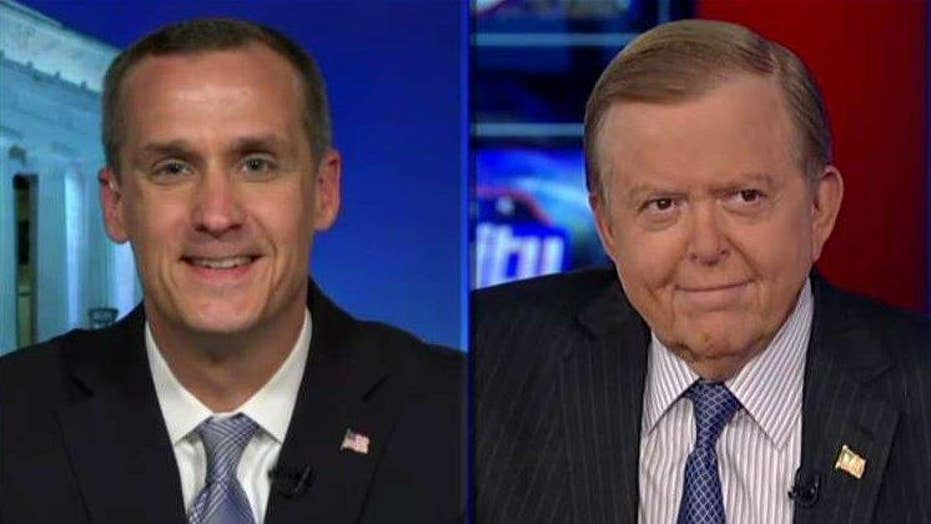 Lou Dobbs: Establishment GOP represents a danger to Trump