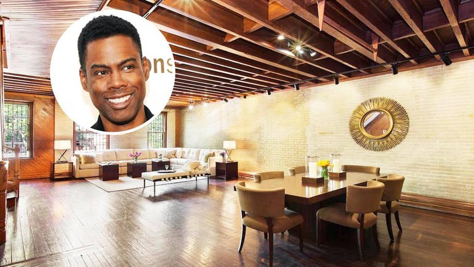 Chris Rock selling beautiful Brooklyn home for $3.85 million