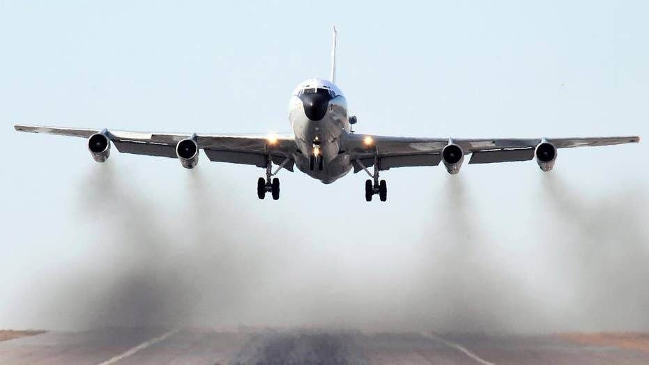 Pentagon investigating 'unprofessional' act by Chinese jets