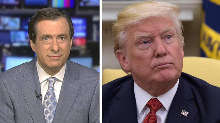 Kurtz: How the mainstream media are piling on Trump