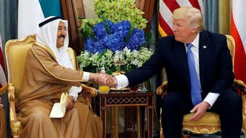 Trump in the Middle East -- why he's already winning more than Obama did