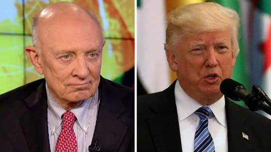 Woolsey: Trump speech marks beginning of working with Sunnis