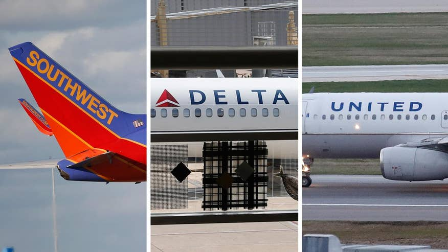 Major airlines attempt to compete with discount rivals