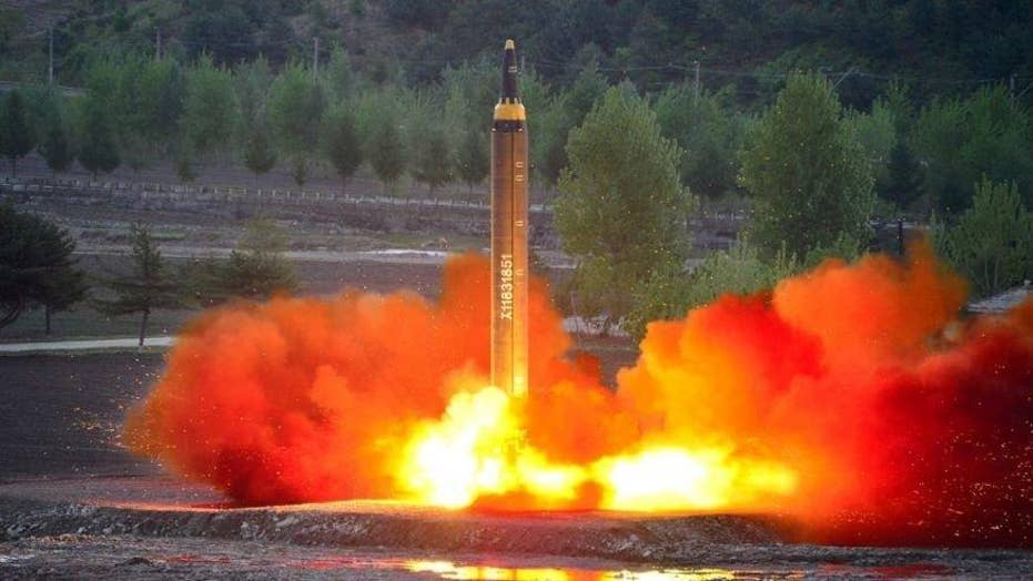 Officials: North Korea tests mid-range missile