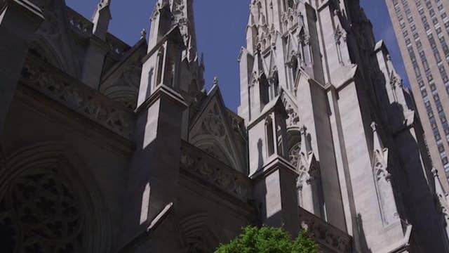 St. Patrick's Cathedral's new tradition: Geothermal