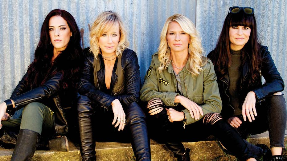 Moms form pop-rock band called The Mrs