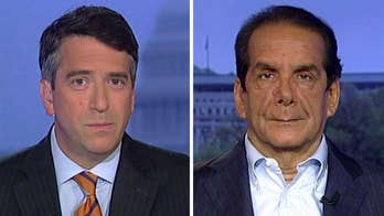 Krauthammer on Saudi Arabia speech:  'What Trump did was to put together a posse, a coalition of Sunni Arabs'
